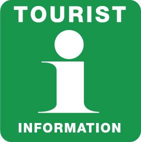 Turistinformation logotyp
