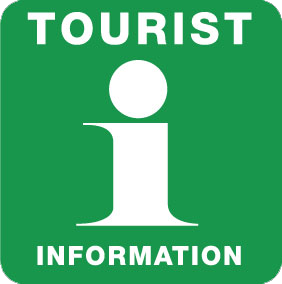 Turistinformation logotyp